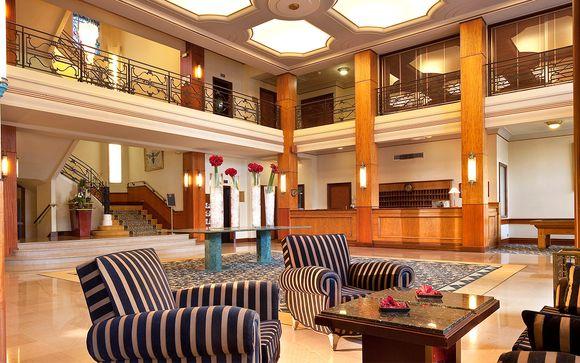 Hôtel Le Continental Brest 4*