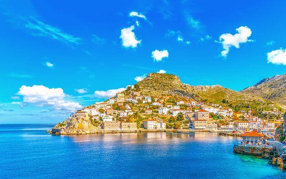 Suivez-nous... En Grèce