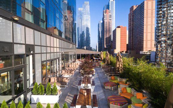 Escapade chic et futuriste dans la ville qui ne dort jamais - New York -