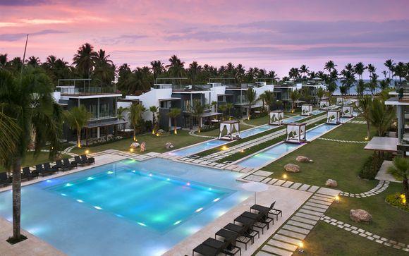 Combiné d'hôtels : Casa del XVI – Sublime Samana Hôtel & Residences
