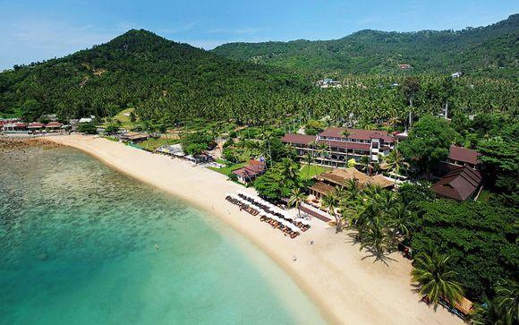 Impiana Resort Chaweng Noi 4* ou combin� Amara Bangkok 4*