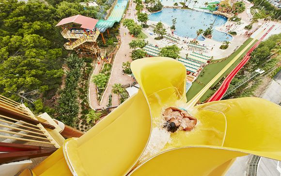 Vos avantages inclus à PortAventura World