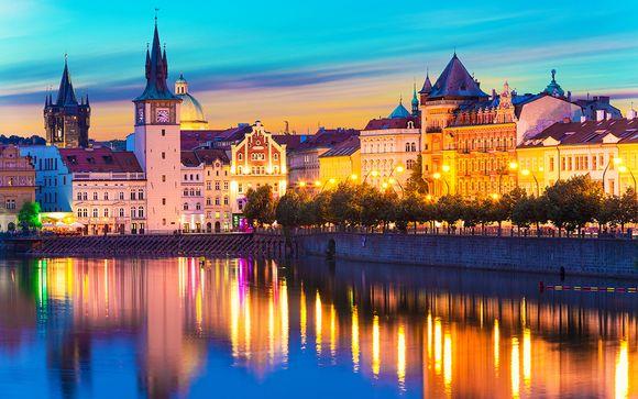 Rendez-vous... En République Tchèque, en Autriche et en Hongrie