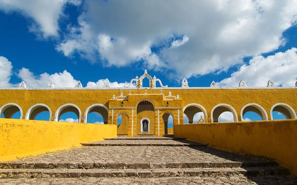 Votre circuit Découverte du Yucatan en 4 jours/3 nuits selon l'offre choisie