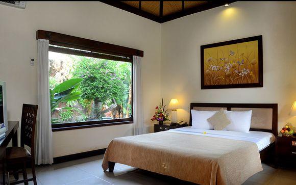 Poussez les portes de l'hôtel Puri Bagus Candidasa 4* à Candidasa