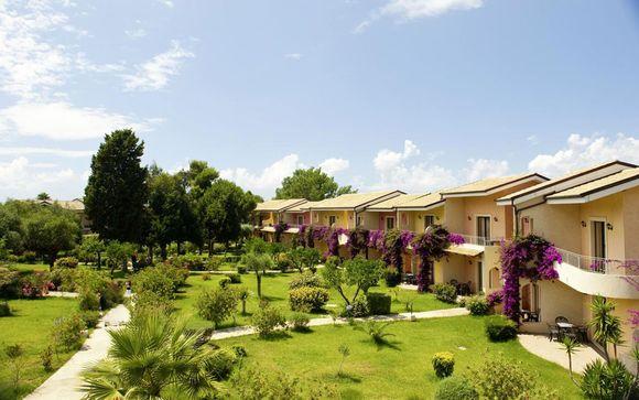 Poussez les portes de l'hôtel Borgo del Principe 4*