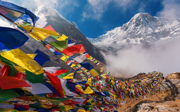 Circuit Népal et Trekking Camp de base des Annapurna - 13 nuits