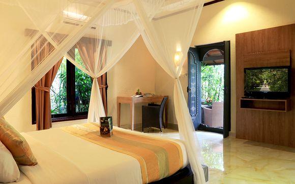 Poussez les portes de l'hôtel Tonys Villas and Resort 4* à Seminyak