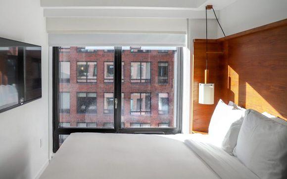 Poussez les portes de l'hôtel Arlo Soho 4* à New-York