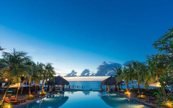 Hôtel Crimson Resort & Spa 5* avec Emirates