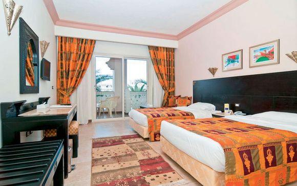 Poussez les portes de votre 5* à Hurghada