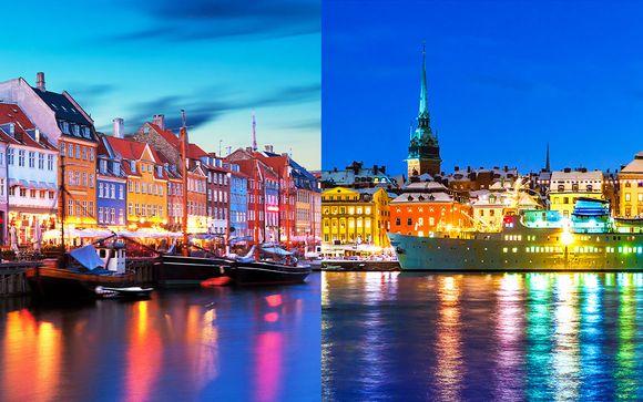 Combiné 4* : Hôtels Copenhagen Island et Clarion Amaranten