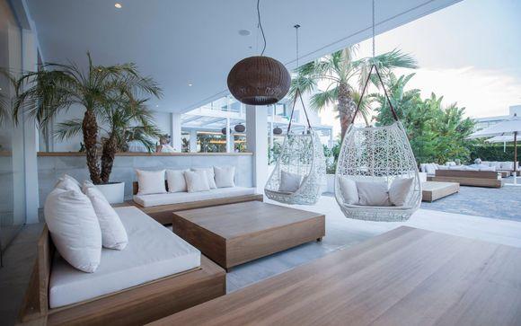 Poussez les portes de l'hôtel Anfora Playa Ibiza 4*