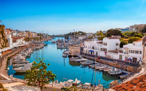 Hôtel Ferrer Skyline Menorca 4*