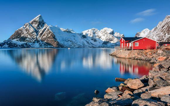 Merveilles de Norvège en 10 jours / 9 nuits