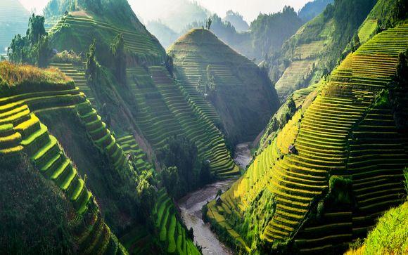 Le pays du dragon se dévoile en classe Affaires - Hanoi -