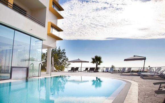 Poussez les portes de votre hôtel Parco dei Prinicpi Resort 5*