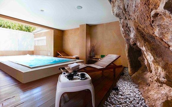 Una Hôtel One Spa & Wellness 4*