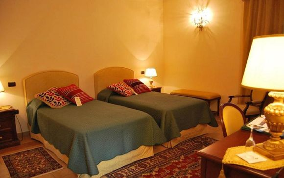 Poussez les portes de votre Sangiorgio Resort & spa 5*