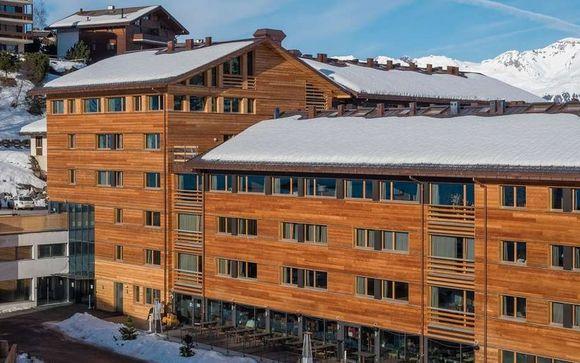 Swisspeak Resorts Vercorin 4*