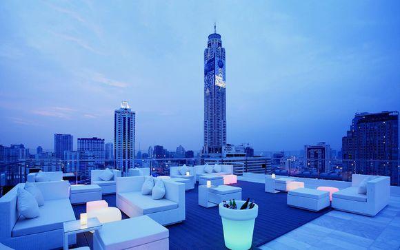 Poussez les portes du Centara Watergate Pavillion Hotel Bangkok 4*