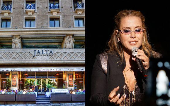 Hôtel Jalta 5* et concerts