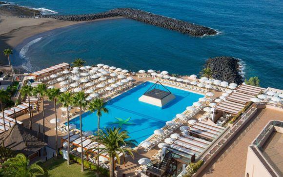 hotel iberostar bouganville playa tenerife