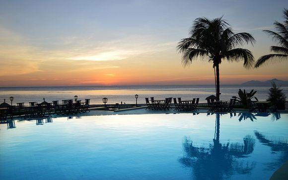 Votre séjour balnéaire à l'hôtel Centara Sandy Beach Resort 4*
