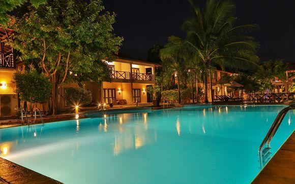 Votre extension à l'hôtel Porto Fino Resort à Tangalle