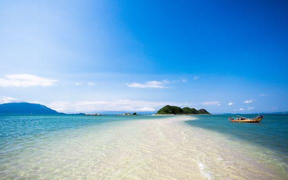 Votre extension à Nha Trang en 3 ou 5 nuits (offre 2)