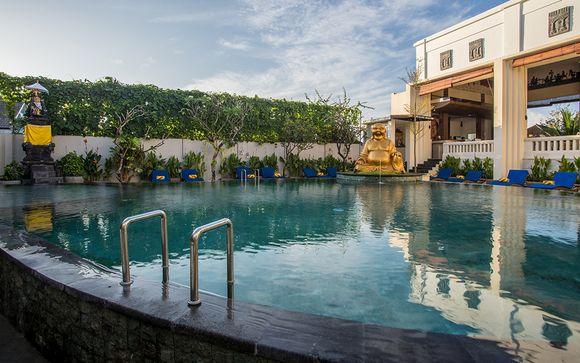 Combiné Tonys Villas and Resort 4* et Rumah Luwih Beach Resort 5*