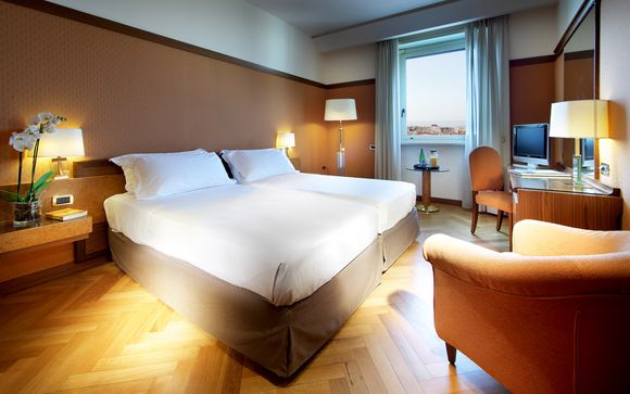 L'Hotel Exe Majestic 4*