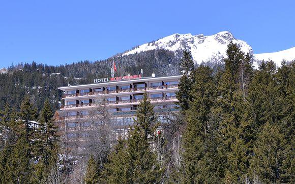 Hotel Restaurant le Mont Paisible