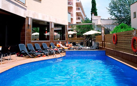 Tossa Beach Center 4*