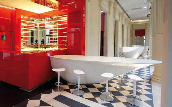 Il Radisson Blu Hotel Nantes 4*