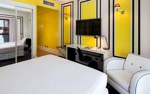 L'Hotel Mariposa 4*