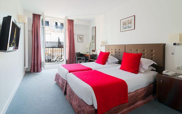 Hotel Astra Opera 4*
