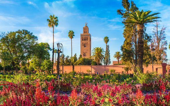 Tra autenticità in lussuose tende e mare a Essaouira