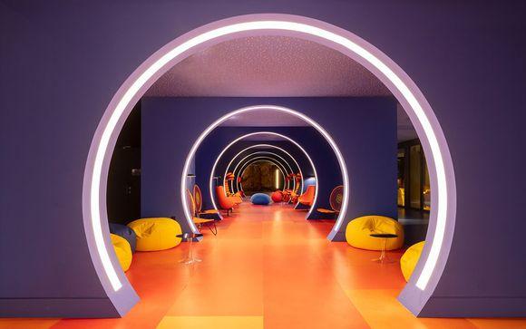 Hotel Nhow Marseille 4*