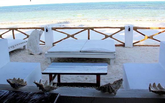 Makuti Beach Bungalows 4*