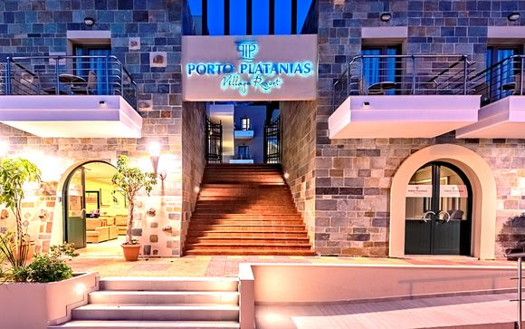 Il Porto Platanias Village Resort 4*