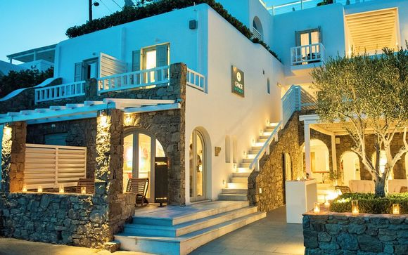 Grace Mykonos, Auberge Resorts Collection 4*