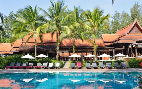 Khao Lak - Khaolak Bhandari Resort & Spa 4*