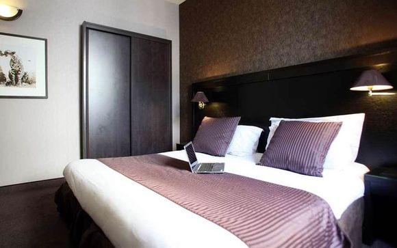 Il Soggiorno - Best Western Plus Nice Cosy Hotel 4* a Nizza