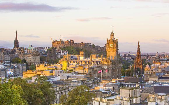 Le meraviglie della Scozia in autotour