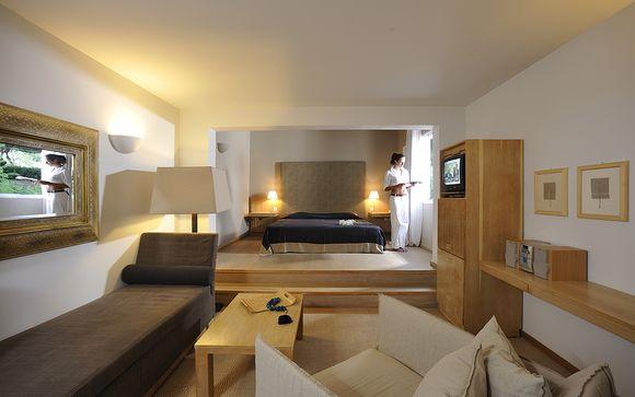 Il Minos Beach Art Hotel 5*