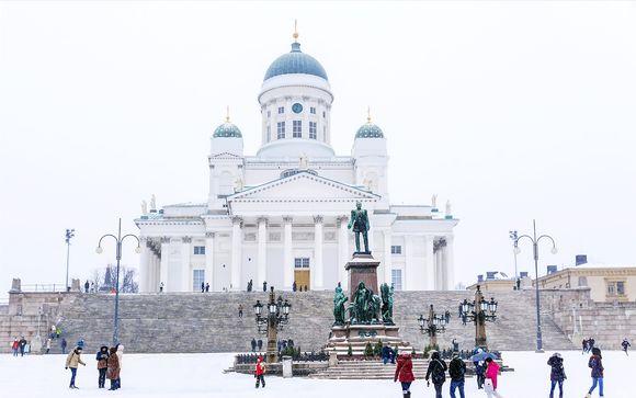 Alla scoperta di Helsinki