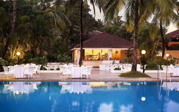 Goa - Novotel Dona Sylvia 5*