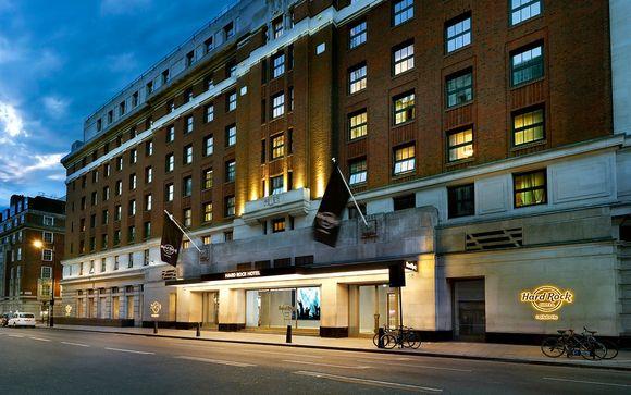 Hard Rock Hotel London 4*