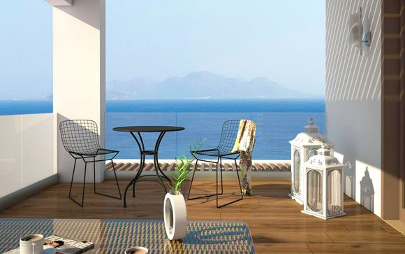 White Rock of Kos 5* - Adults Only